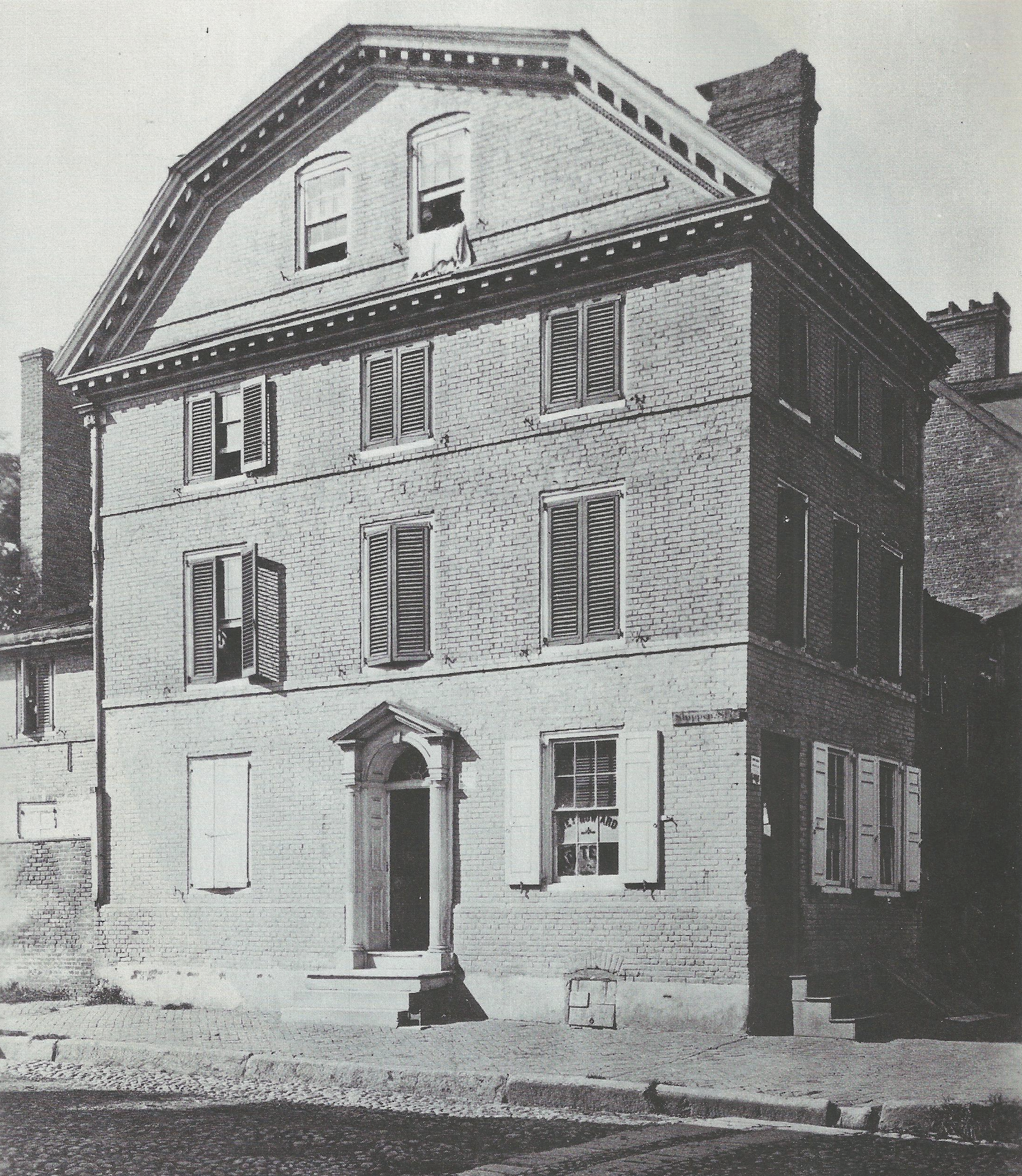 Photo by John Moran from the collection of the Free Library of Philadelphia (c. 1868).