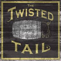 Twisted tail sign