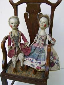 colonial dolls
