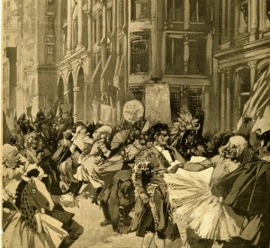 mummers-1892-magazine-clipping