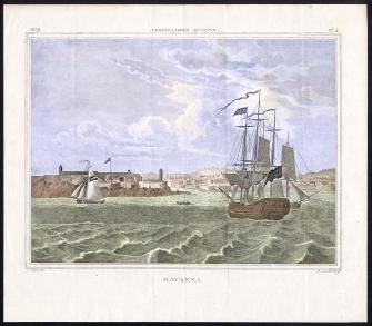 Havana ship 1830s