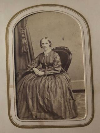 Martha Stewart 1863 album