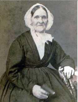 sarah stewart (probably) ca. 1860s