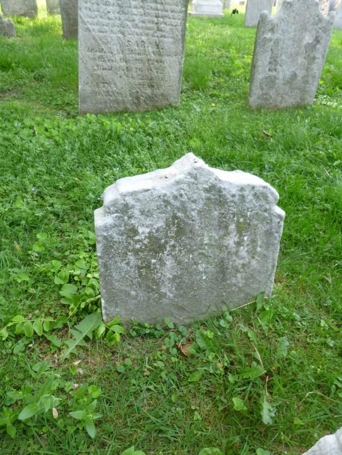 28 - James & Josephine Stewart stone