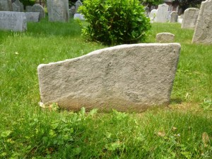 38 - Capt. Henry Sharp stone