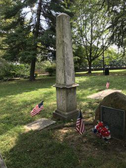 40 - Robert Rae memorial